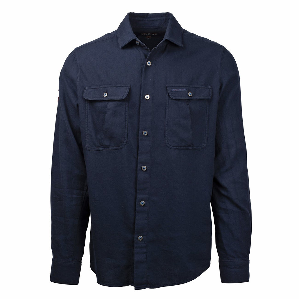 Safari Shirt Flannel G. Dyed Men's