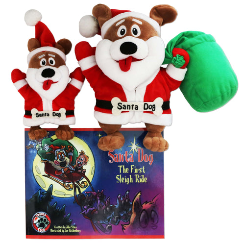 Santa Dog Holiday Bundle