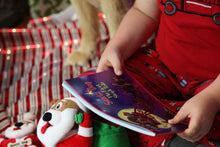 Load image into Gallery viewer, Santa Dog 58-Page Illustrated Book