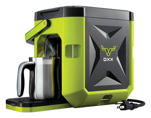 OXX  CoffeeBoxx  Rugged  Coffee Maker - Green