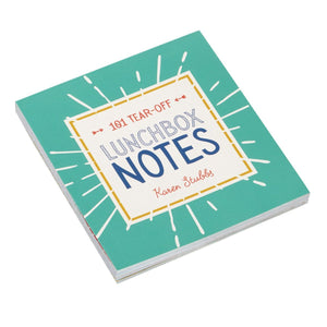Inspirational Lunch Box Notes by Karen Stubbs Angle