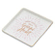 Start Each Day with a Grateful Heart Trinket Dish