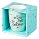 Let Your Light Shine Inspirational Mug in Gift Box