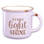 Let Your Light Shine Camp Mug