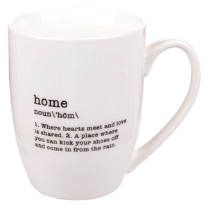 Home Definition Coffee Mug