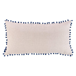 Blessed Beyond Measure Pillow - Oblong Back