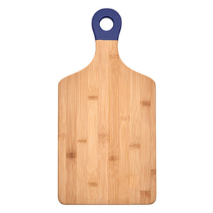 Blessed Beyond Measure Wooden Cutting Board Back