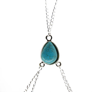 Water Drop Beach Necklace