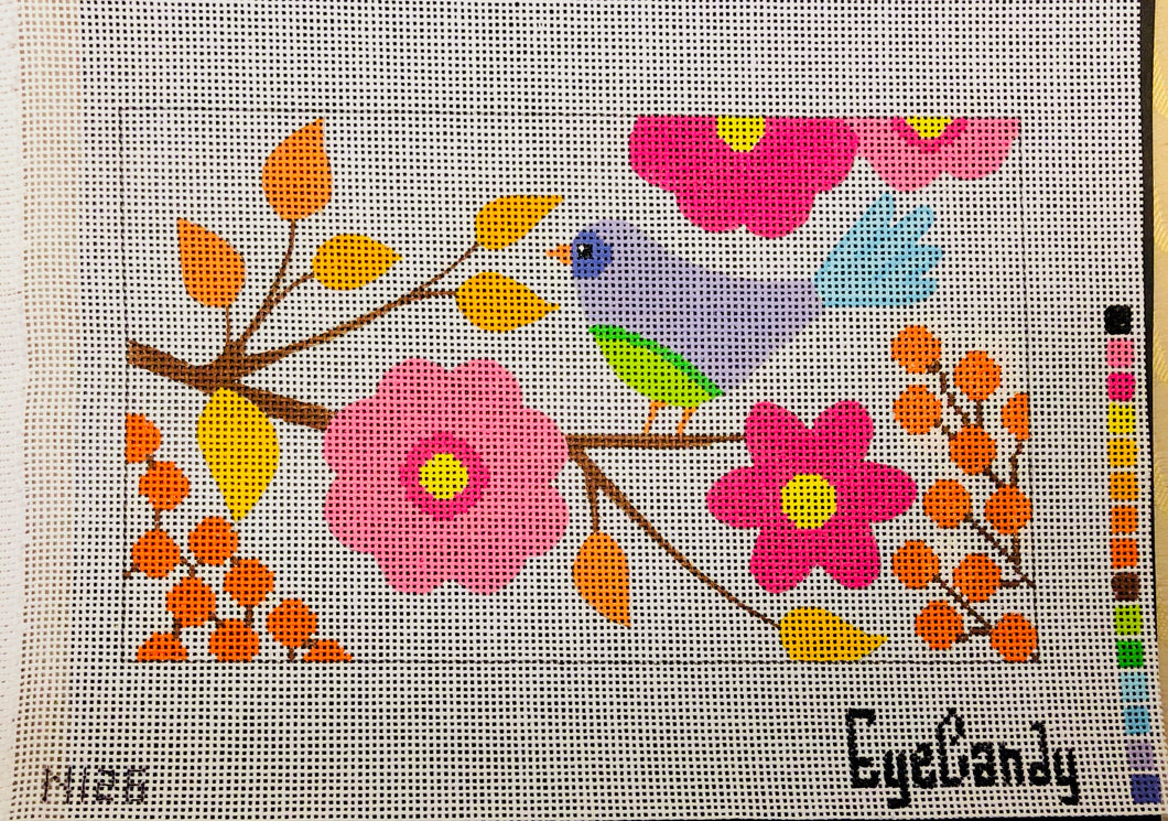 Eye Candy Spring Bird Class