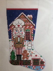 Nutcracker Baker Stocking AP2847