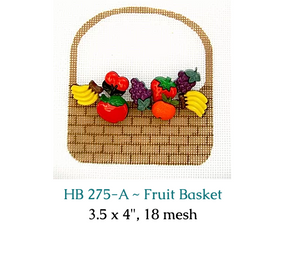 Hummingbird:HB-275A (Fruit Salad Basket)