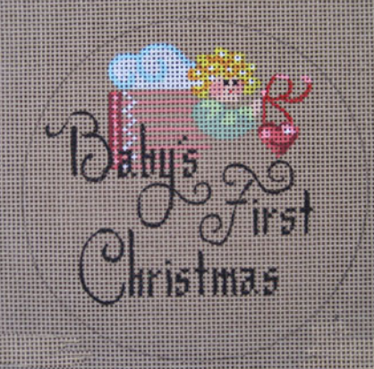Designs by Dee:D-170 (Baby's First Christmas)