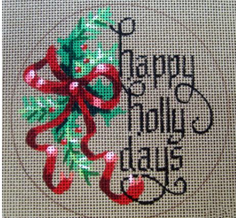 Designs by Dee:D-190 (Happy Holly Days)