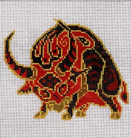 BP Designs:BP-76 (Chinese Zodiac - Ox)
