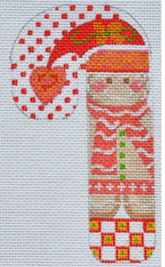Cheryl Huckaby:WTP-04 (Gingerbread Candy Cane)