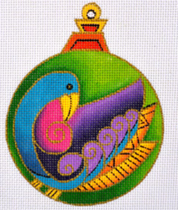 Laurel Burch:LB-37 (Bird Ornament)