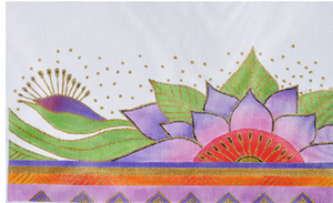 Laurel Burch:LB-93 (Celestial Lotus Large)