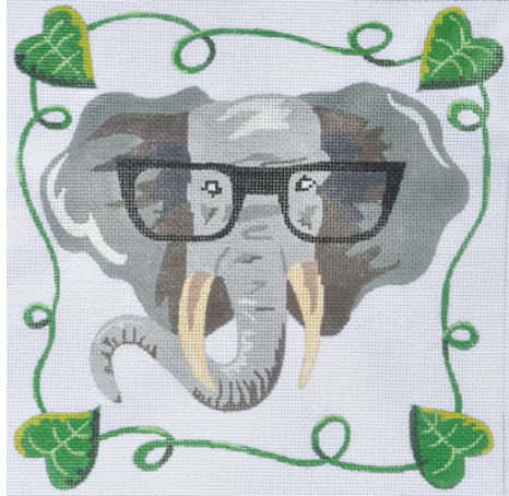 ZIA:ZIA-60 (Elephant with Glasses)