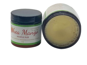 Shea Mango - Muscle Rub