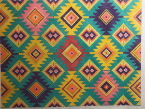 237A Southwest Geometric - Bright 13