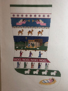 0124 Nativity Stripe