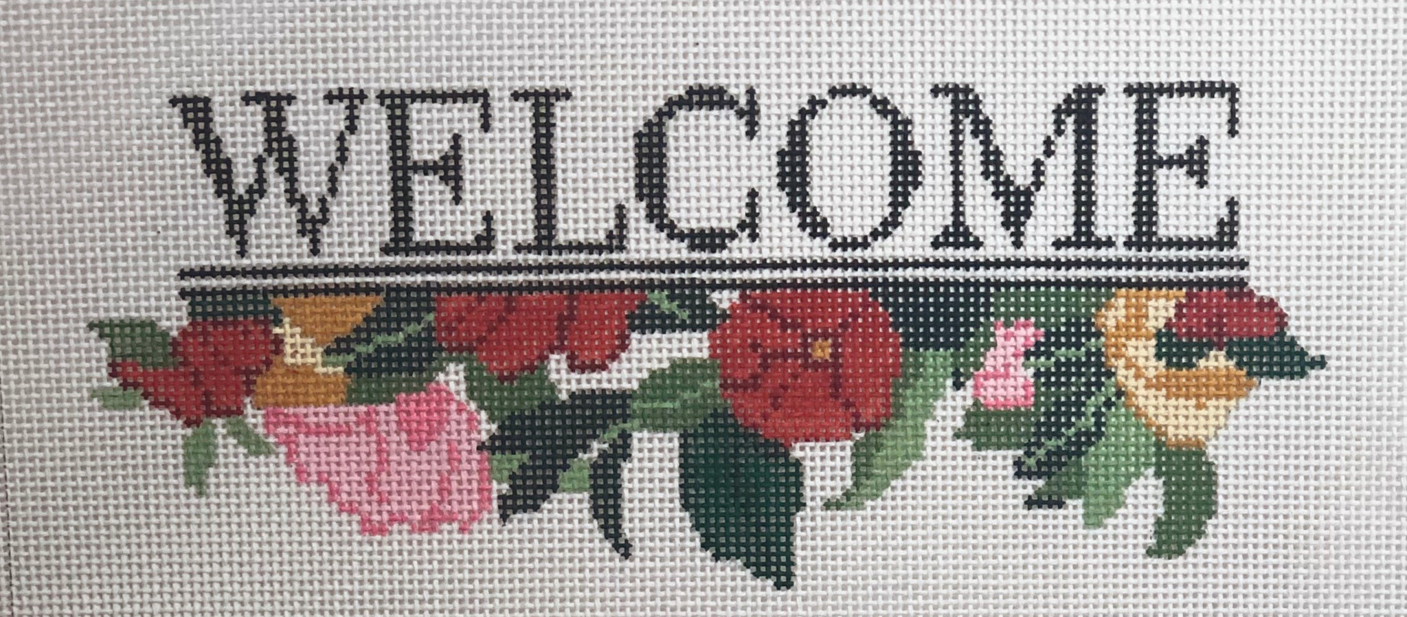 Welcome Sign Floral PP21