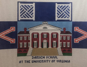 Darden School UVA Brick Cover