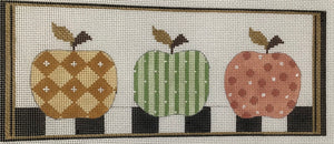 Patterned Apples AP2297