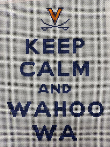 Keep Calm and WAHOOWA