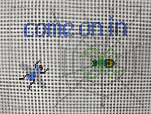 Come on  in - Spider Web s46