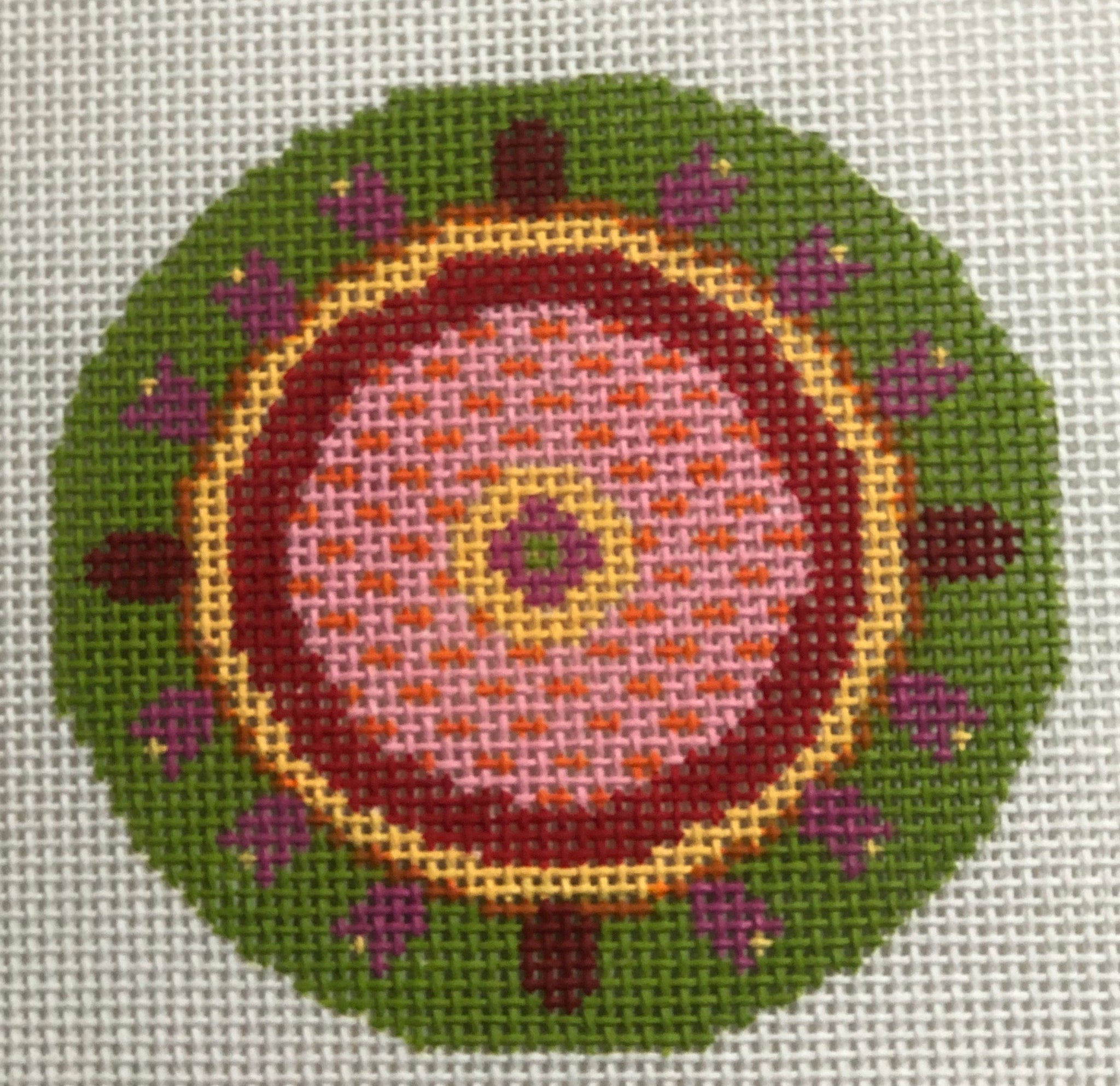 151A Red & Green Whirlygig