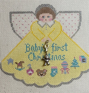 Painted Pony Baby's First Christmas Angel PP996DM