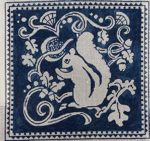 Toile Squirrel a226