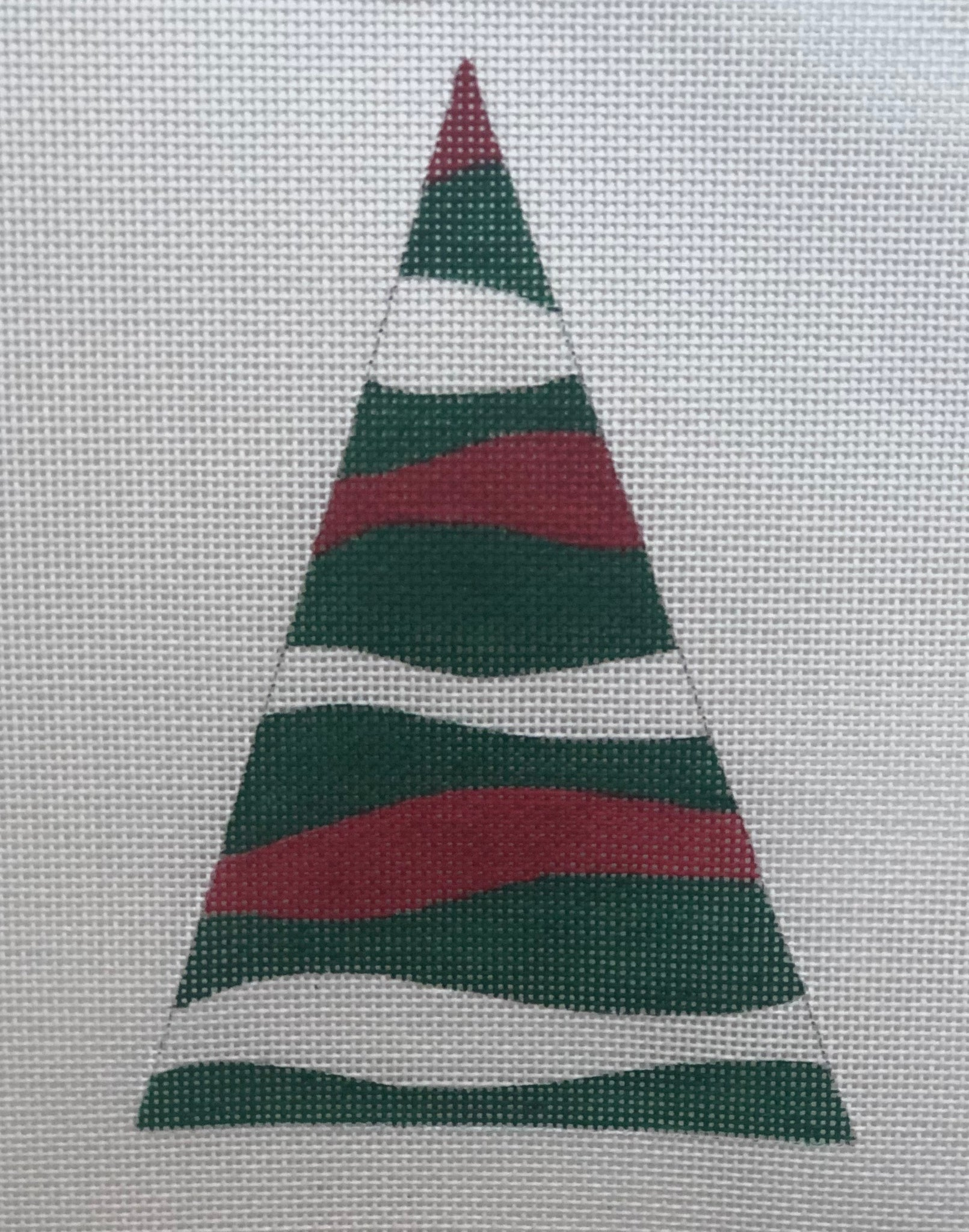 CHRISTMAS TREE WITH STITCH GUIDE tre001