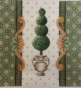 Elegant Topiary Design PO 49 C