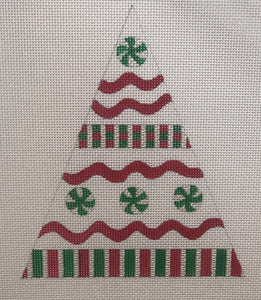 tre017 Tree with Stitch Guide