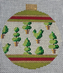 Holiday Bauble - Topiaries KB1525