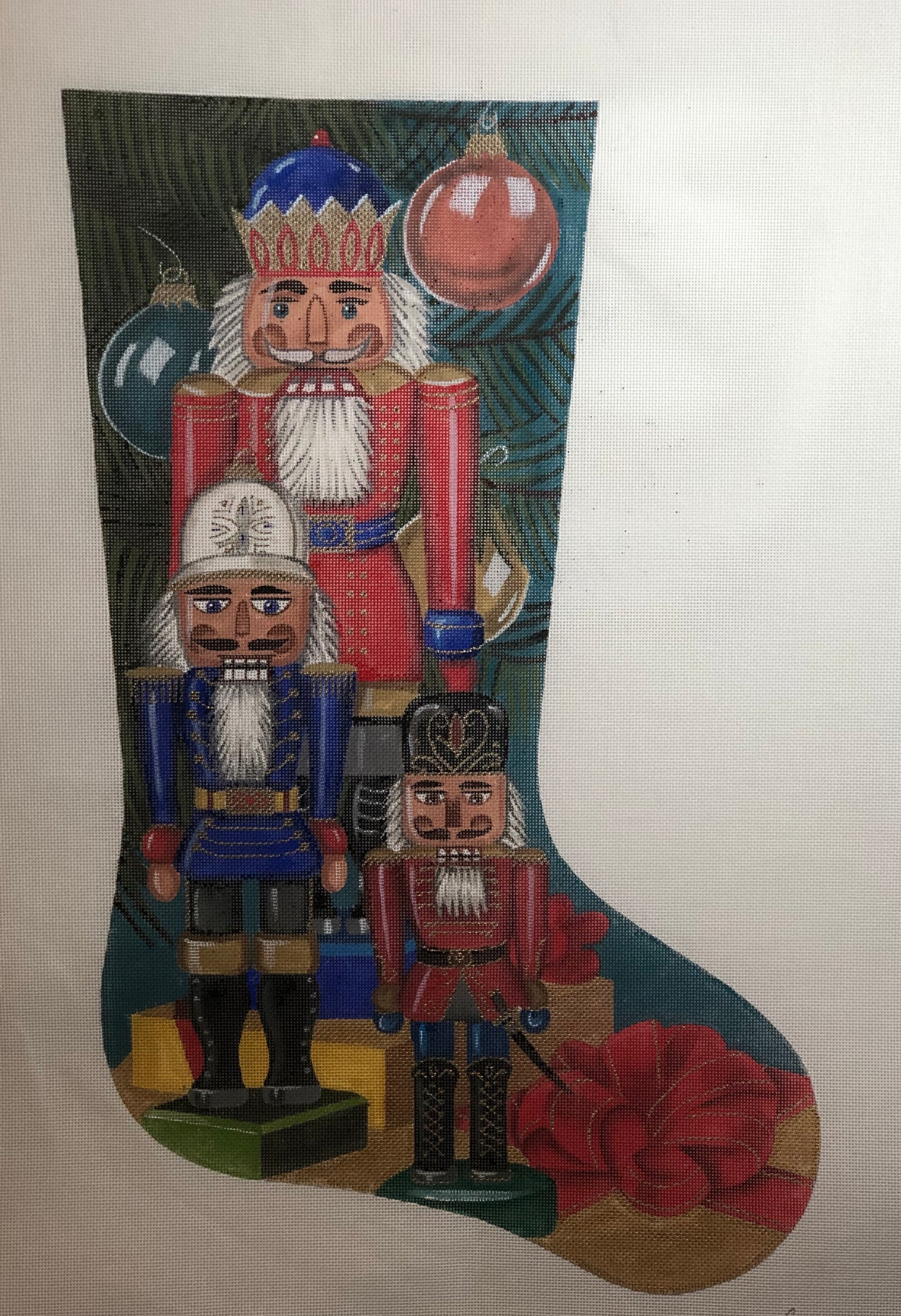 TTAXS221 Nutcracker stocking