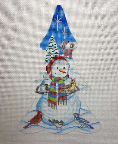 Snowman Christmas Tree AP4157