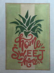HO1563 Home sweet home pineapple