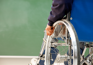 Coronavirus—How to keep your wheelchair or walker clean