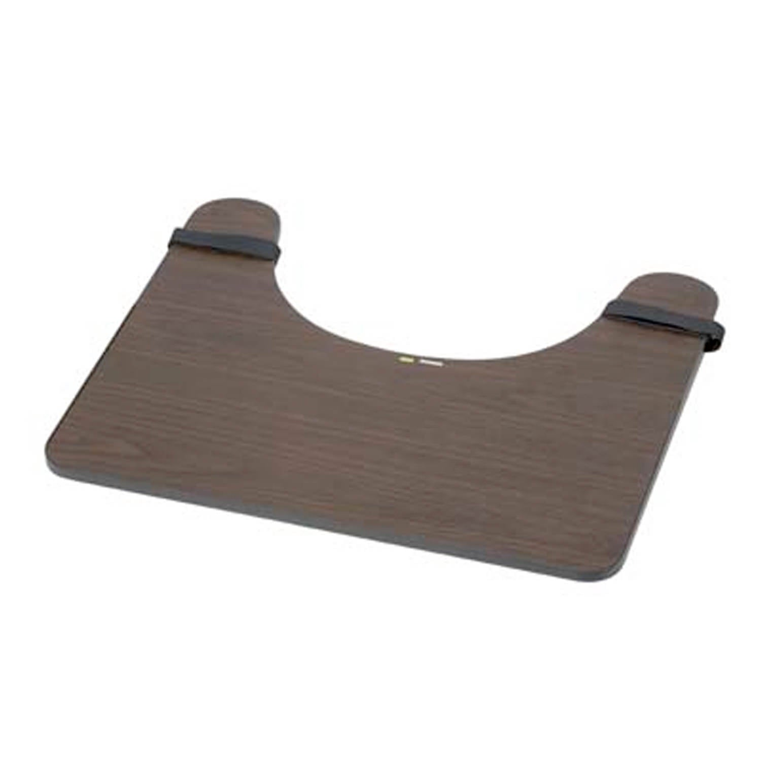 Mabis Hardwood Wheelchair Tray