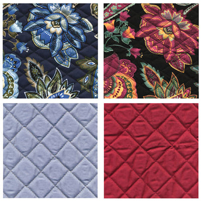 Double Sided Quilted Walker Bag (More Colors)