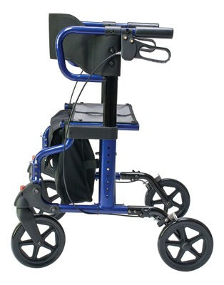 Lumex HybridLX Rollator/Transport Chair