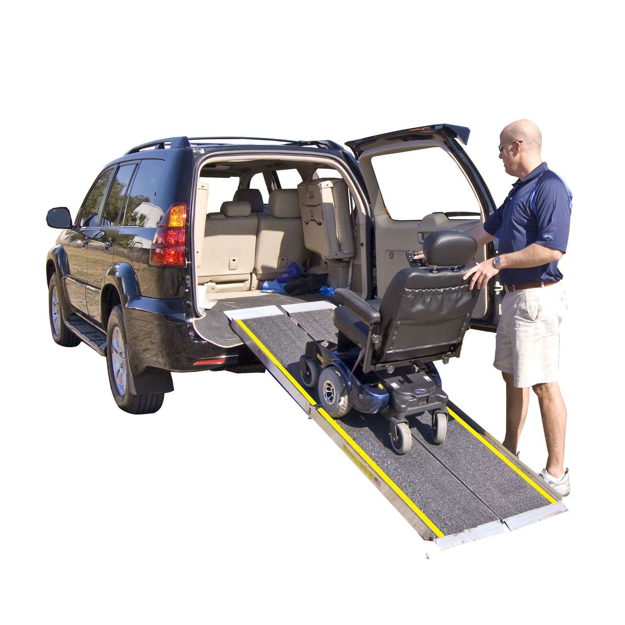 Harmar Multi Fold Safety Ramp