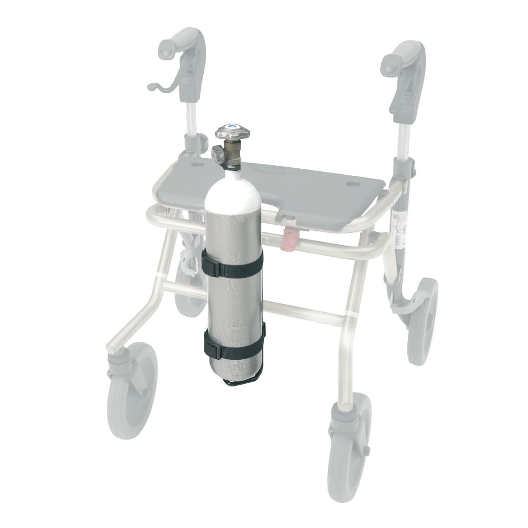 Oxygen Tank Holder for Dolomite Melody and Soprano Rollators