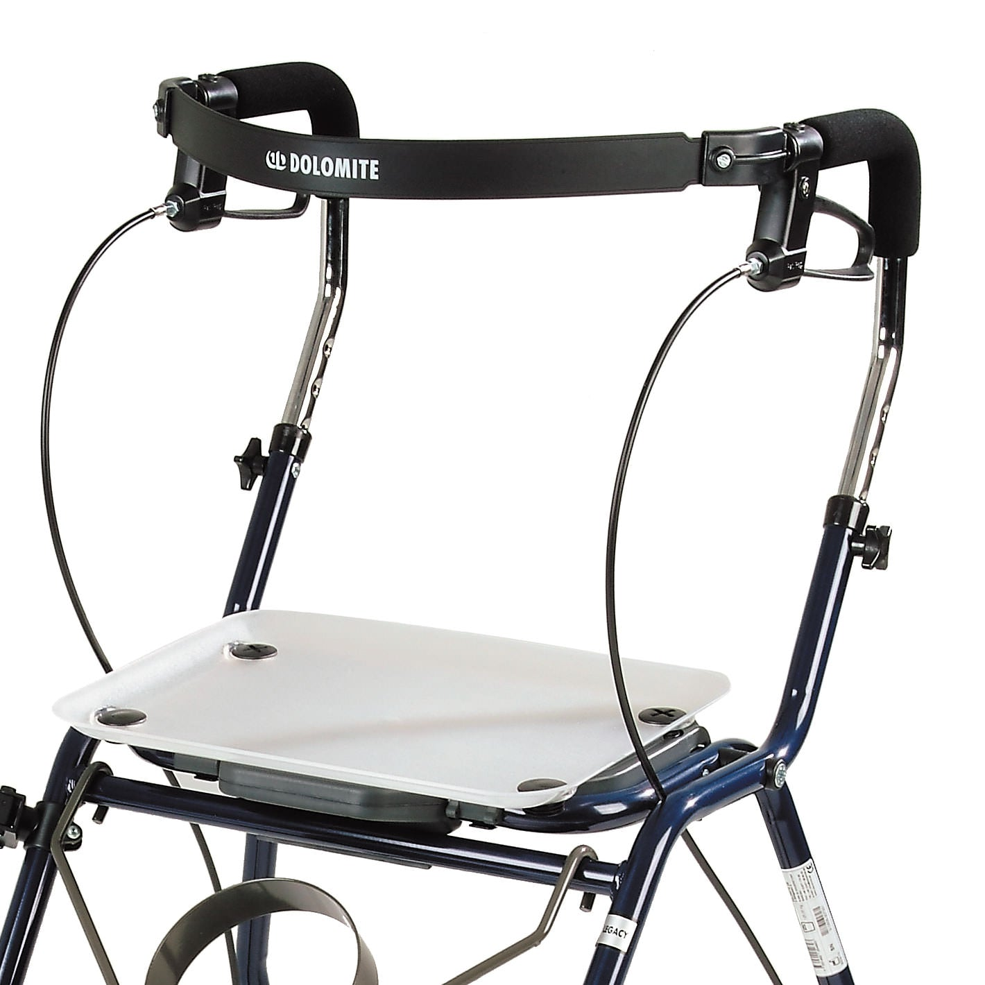 Tall Handles for Dolomite Legacy Rollator (1 Pair)