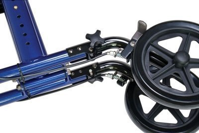 Lumex LX1000-RW Replacement Left and Right Rear Wheel for Hybrid Transport