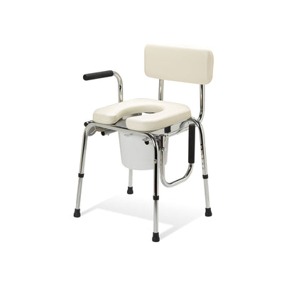 Medline Drop-Arm Commode