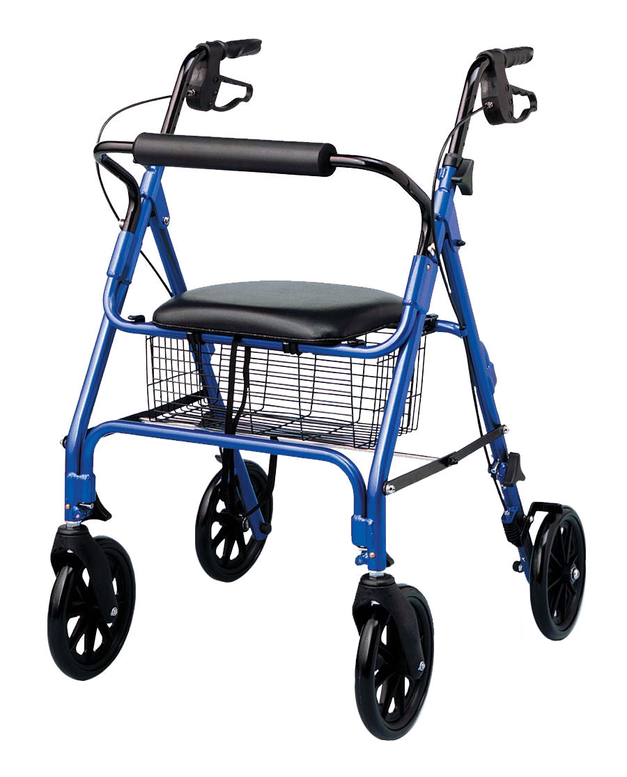 Medline Aluminum Rollator